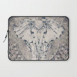 Indian Elephant Mandala Laptop Sleeve