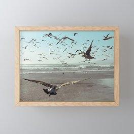 Costa Caparica Framed Mini Art Print