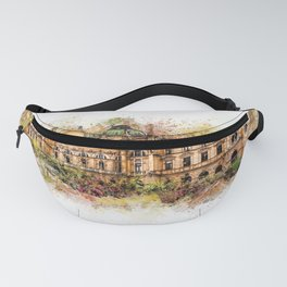 Slowacki Theatre, Cracow Fanny Pack