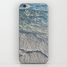 Water Photography Beach iPhone Skin