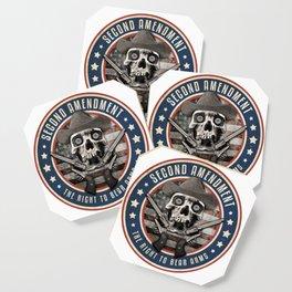Second Amendment Coaster