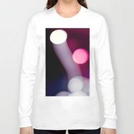 Bokeh Fireworks Long Sleeve T-shirt