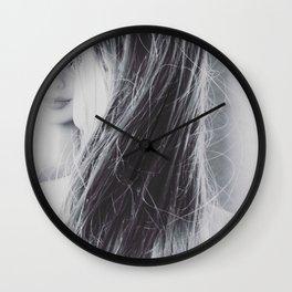 Plastic Love Wall Clock