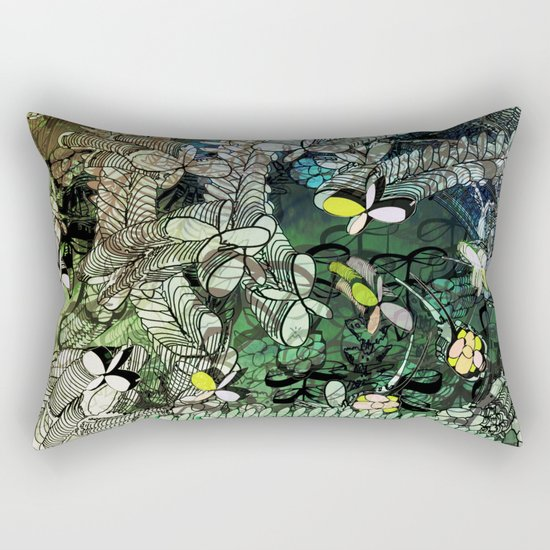 Atlante 22-05-16 / FLORAL Rectangular Pillow
