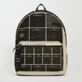 Double Stars and Clusters; Cluster, Nebulae and Comets (1856) Backpack