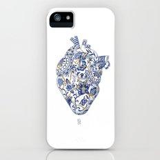 Broken heart - kintsugi Slim Case iPhone (5, 5s)