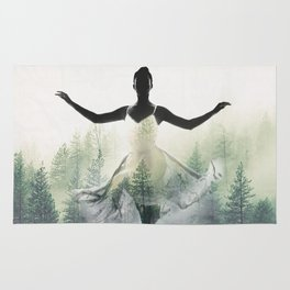 Forest Dancer Rug