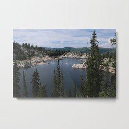 Lake Mary Metal Print
