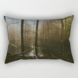 Moody Flood // Appalachian Trail Rectangular Pillow