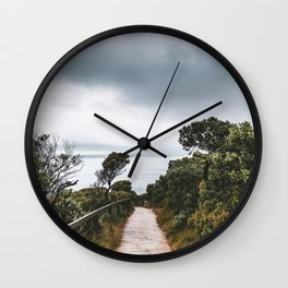 Australian Ocean Way Wall Clock