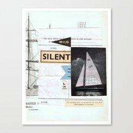 Lima •–•• Canvas Print