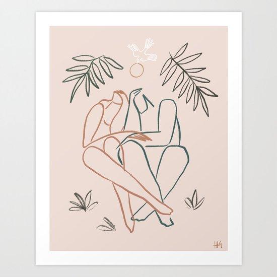 Lovebirds by maggiestephenson
