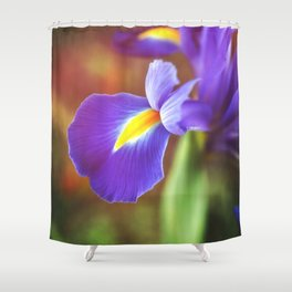 Spring Royalty Shower Curtain