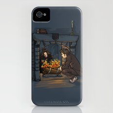 The Witch in the Fireplace iPhone (4, 4s) Slim Case