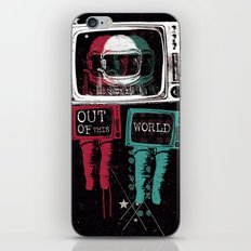 OUT OF THIS WORLD iPhone & iPod Skin
