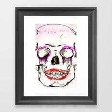 tart with a heart Framed Art Print