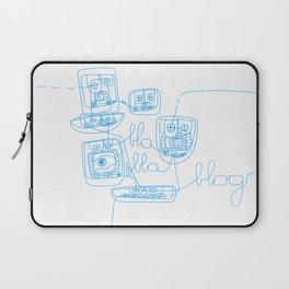 BLA BLA  Laptop Sleeve