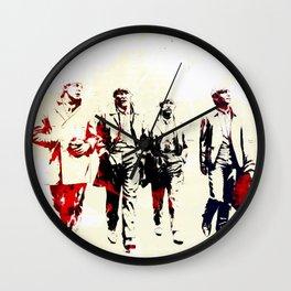 TheBeatles Wall Clock