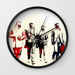 TheBeatles Wall Clock