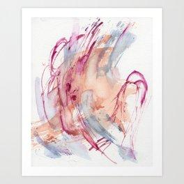 Caprice Art Print