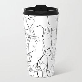 linecats Travel Mug