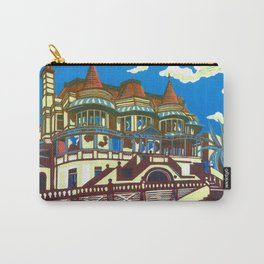 East Cliff Hall (Russell-Cotes Art Gallery & Museum) Carry-All Pouch