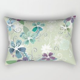 Summer blossom Rectangular Pillow