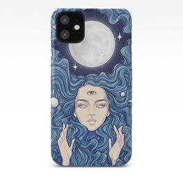 Trippy Chicks iPhone Case