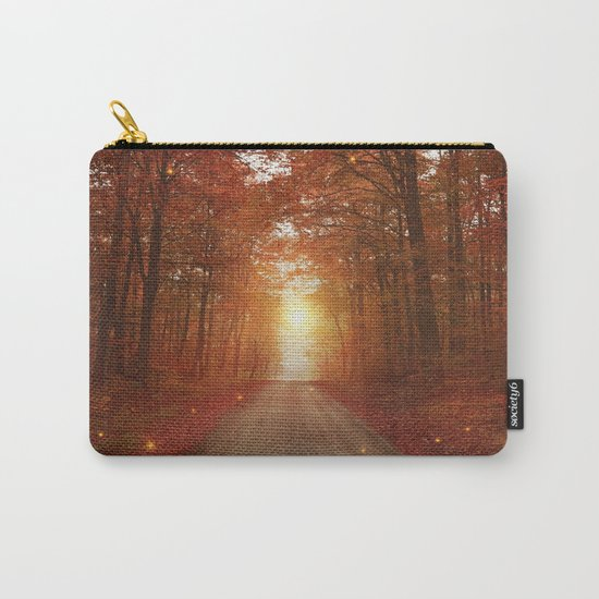 A new beginning VIII Carry-All Pouch