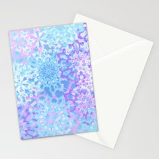 Pastelflakes Stationery Cards