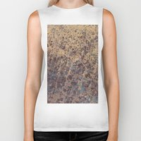 stone Biker Tanks featuring Stone by Norms