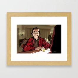 The White Man's Burden, Lloyd, My Man. Framed Art Print