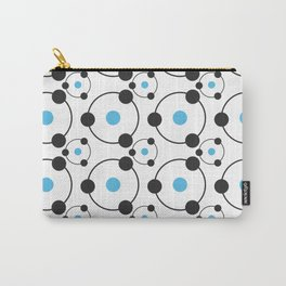 ion ion - Crypto Fashion Art (Large) Carry-All Pouch