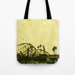 Big Dipper at the Santa Cruz Boardwalk Tote Bag