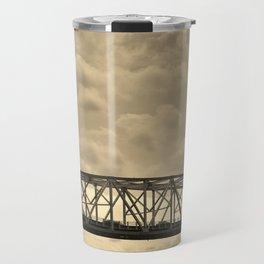 Memorial Bridge Travel Mug