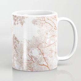 Trees Map 2 Coffee Mug