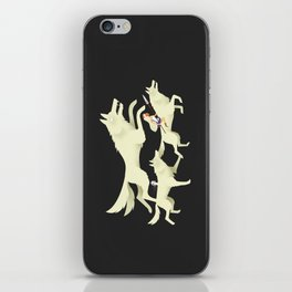 Princess Mononoke iPhone Skin