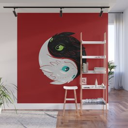 The Furyism Wall Mural