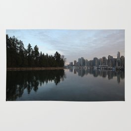Reflections of Vancouver Rug