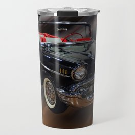 1957 Chevy Bel Air Convertible Travel Mug