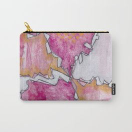 Intuitive - Karla Leigh Wood Carry-All Pouch