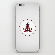American Lake iPhone & iPod Skin