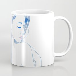 Water Nymph LXXV Coffee Mug