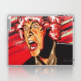 Locura transitoria Laptop & iPad Skin