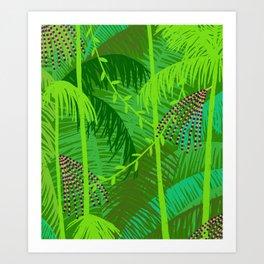 Ribeirinho Art Print