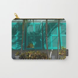 Tropical Color in Key West Carry-All Pouch