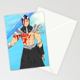 The Last Warrior Stationery Cards
