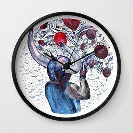 Soul-Kid Wall Clock