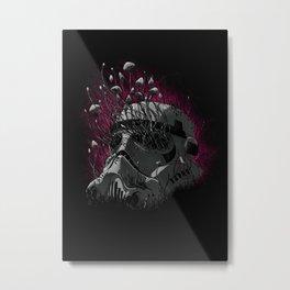 Shroom Trooper Metal Print