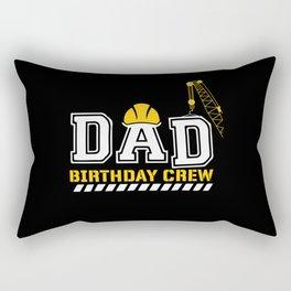 Dad Birthday Gift Dad Gift Idea Rectangular Pillow